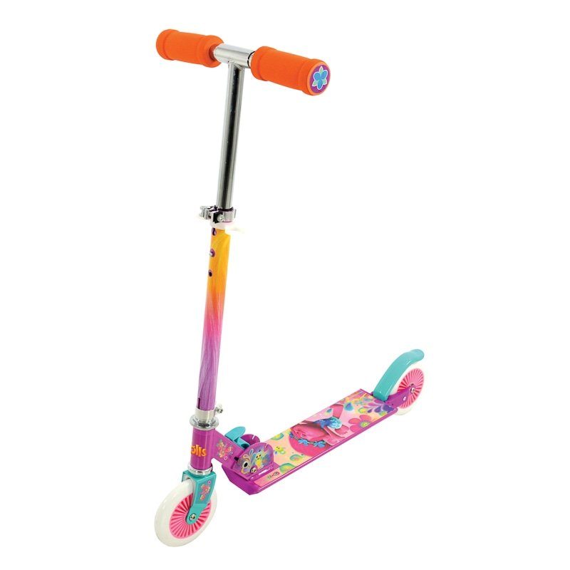 trolls inline scooter kids scooters outdoor toys b m. Black Bedroom Furniture Sets. Home Design Ideas