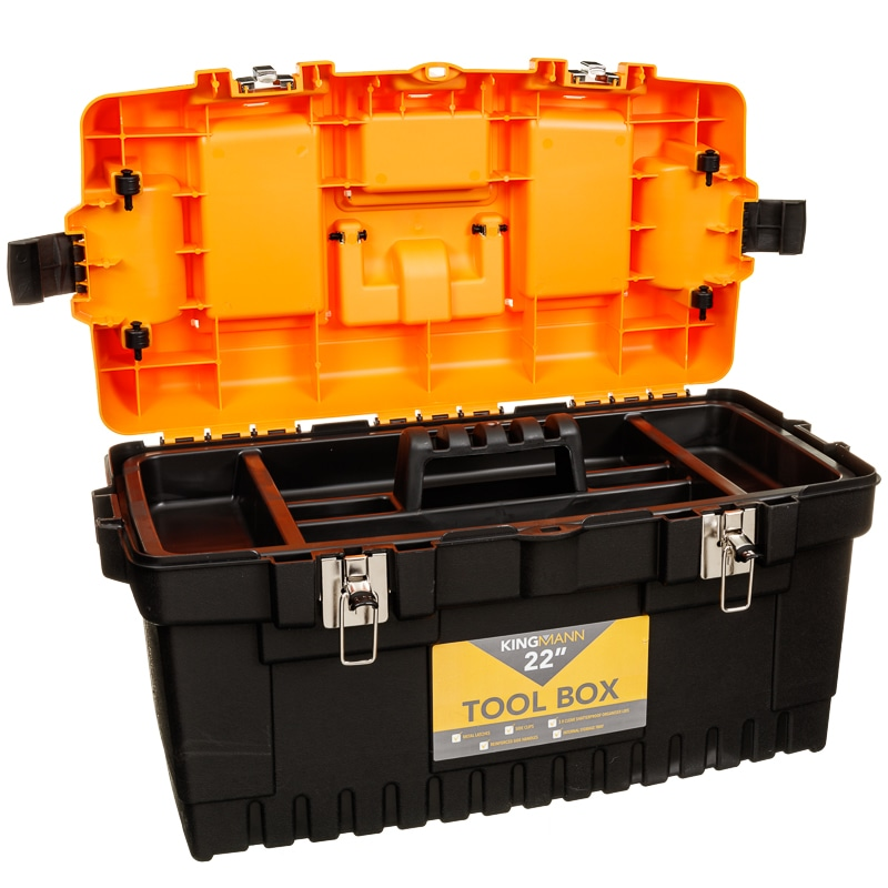 Kingmann Tool Box 22