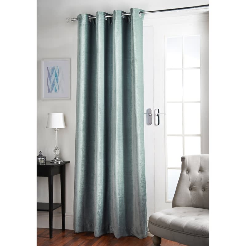 Luxury Chenille Unlined Panel 54 X 86 Quot Curtains B Amp M