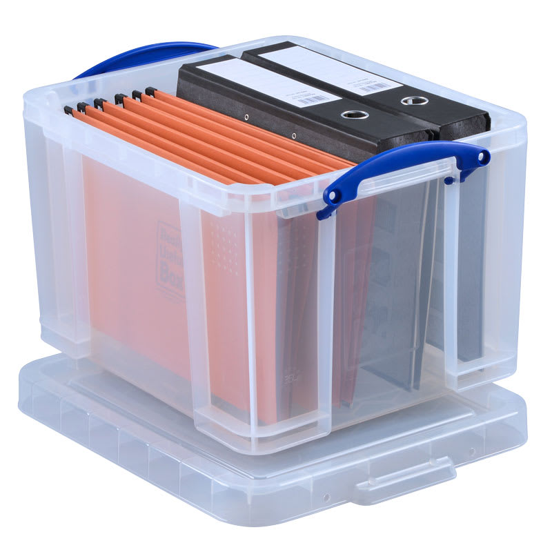 Really Useful Storage Box 35l Storage Solutions B Amp M