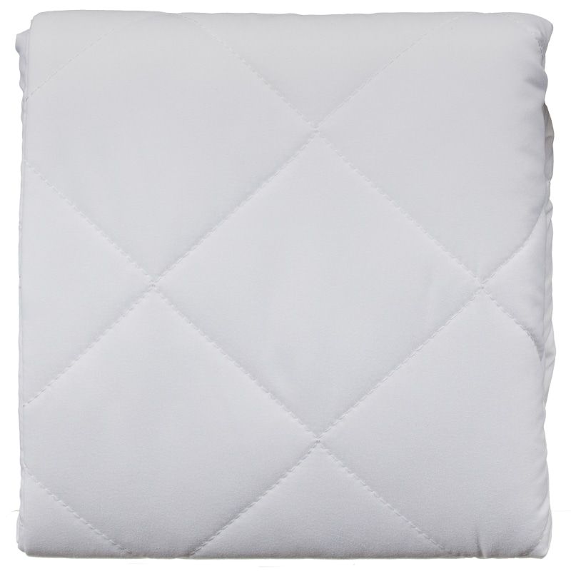 Anti allergy supersoft quilted pillow protectors 2pk bm for Anti allergy pillow protector