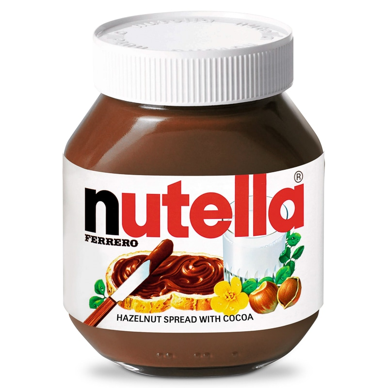 Nutella Hazelnut Chocolate Spread 750ml