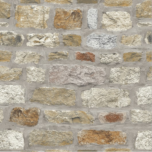 Arthouse cottage stone wallpaper decorating diy b m for Wallpaper for walls rates