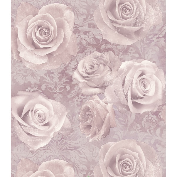 Arthouse Reverie Wallpaper - Blush