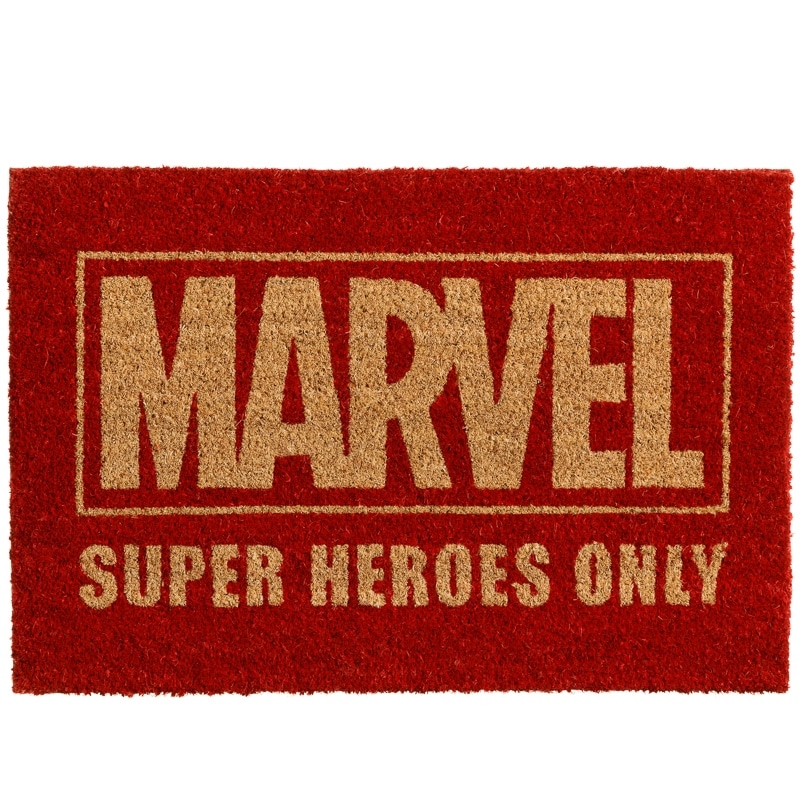 Marvel Coir Doormat Home Homeware B Amp M