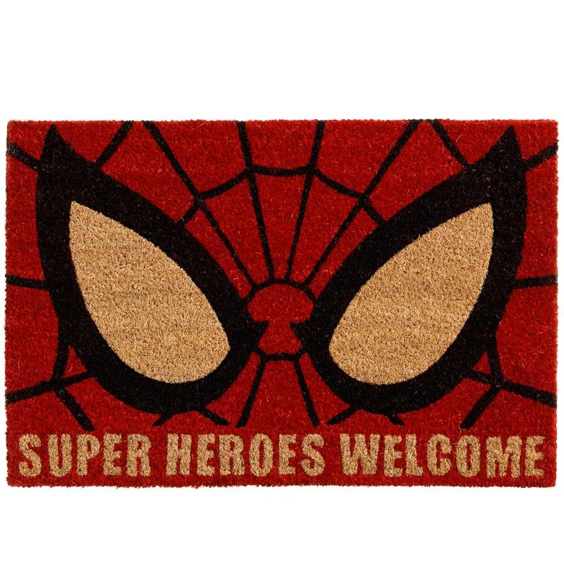 Spider Man Coir Doormat Home Homeware B Amp M