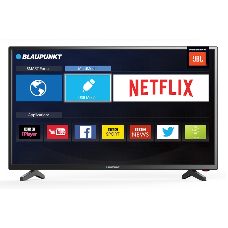 Blaupunkt 49 Quot Full Hd Led Smart Tv Televisions B Amp M