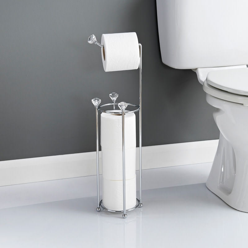 picture of flexible toilet roll holder defaultname click on image to enlarge