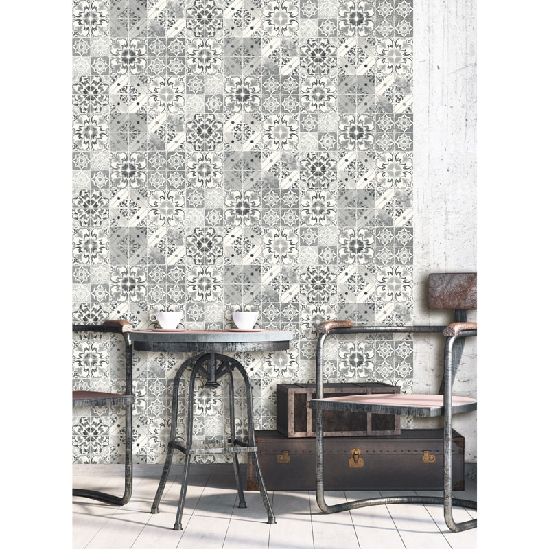 Debona Valencia Wallpaper Black Decorating B M Stores