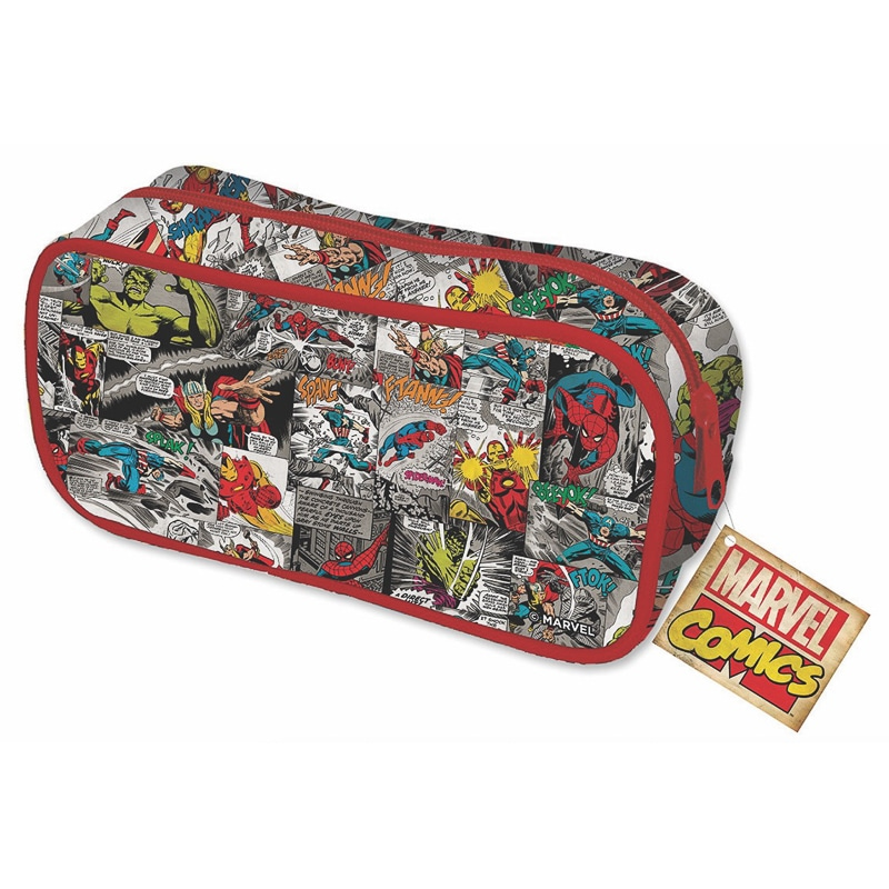Marvel Baby Gifts Uk : Marvel comic book pencil case kids stationery b m