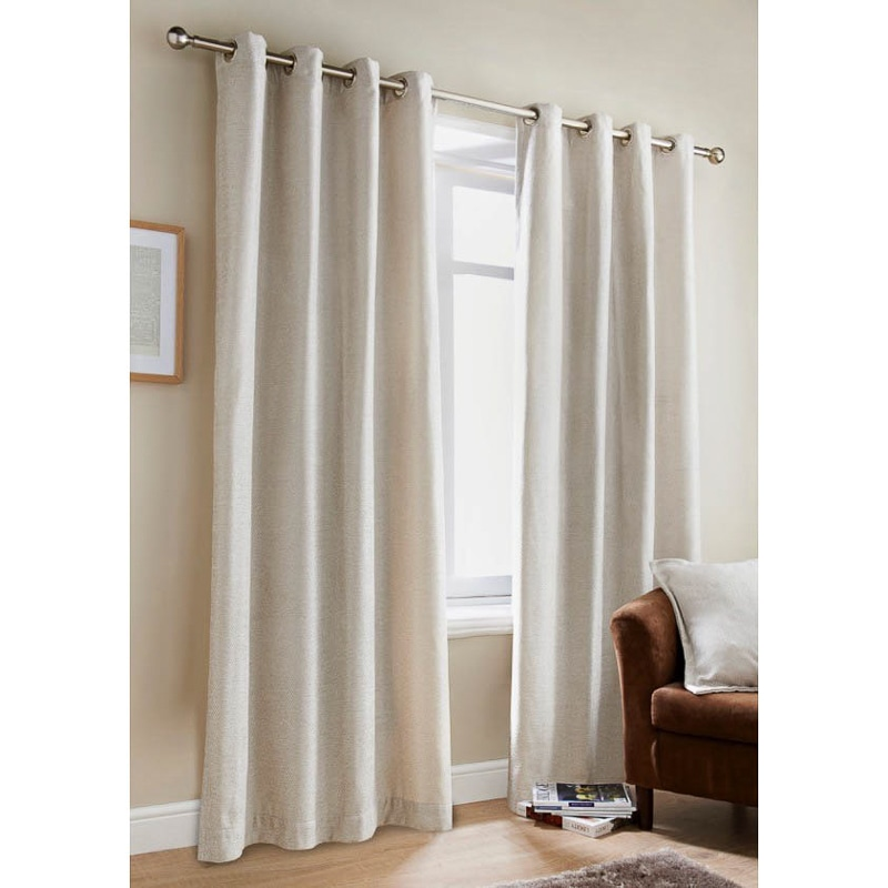 Oakley Oxford Chenille Curtains 90 X 90 Quot Home B Amp M