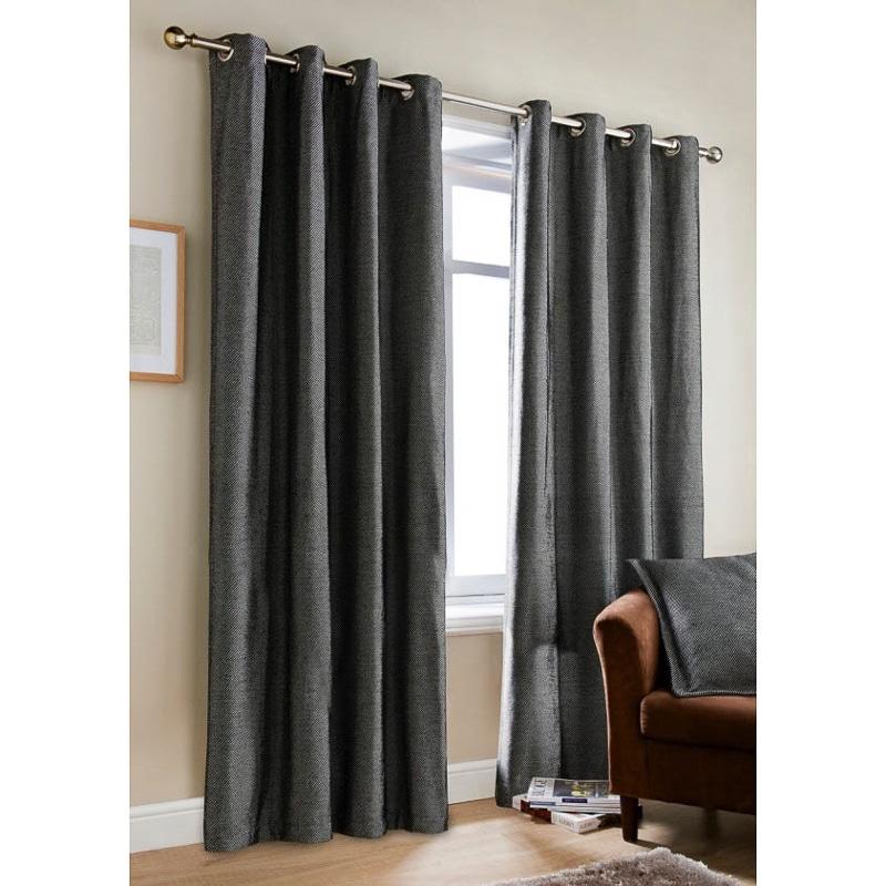 "Bedroom Design Images Bedroom Valances Bedroom Curtains Uk Bedroom Bin B M: Oakley Oxford Chenille Curtains - 46 X 72"""