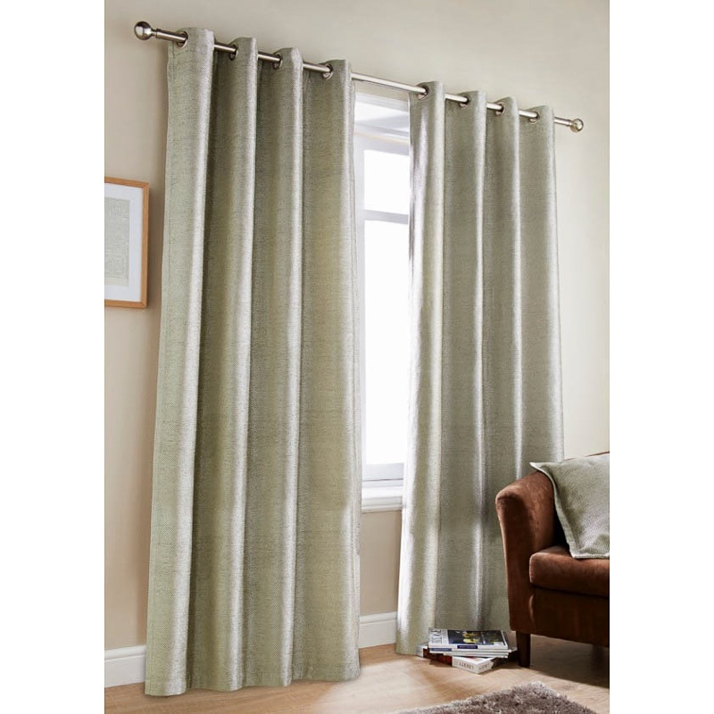 oakley oxford chenille curtains 66 x 90 home b m. Black Bedroom Furniture Sets. Home Design Ideas