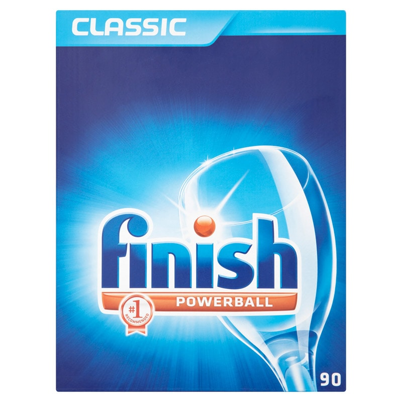 Finish powerball classic 90s dishwasher tablets washing for 90s house classics
