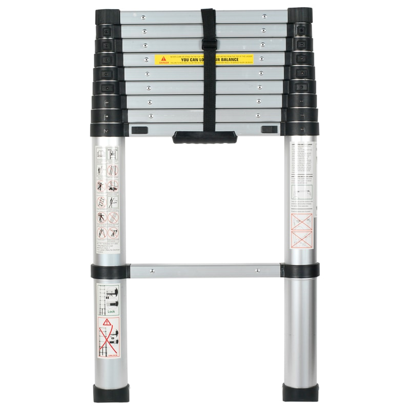 Beldray Telescopic Ladder 2.9m