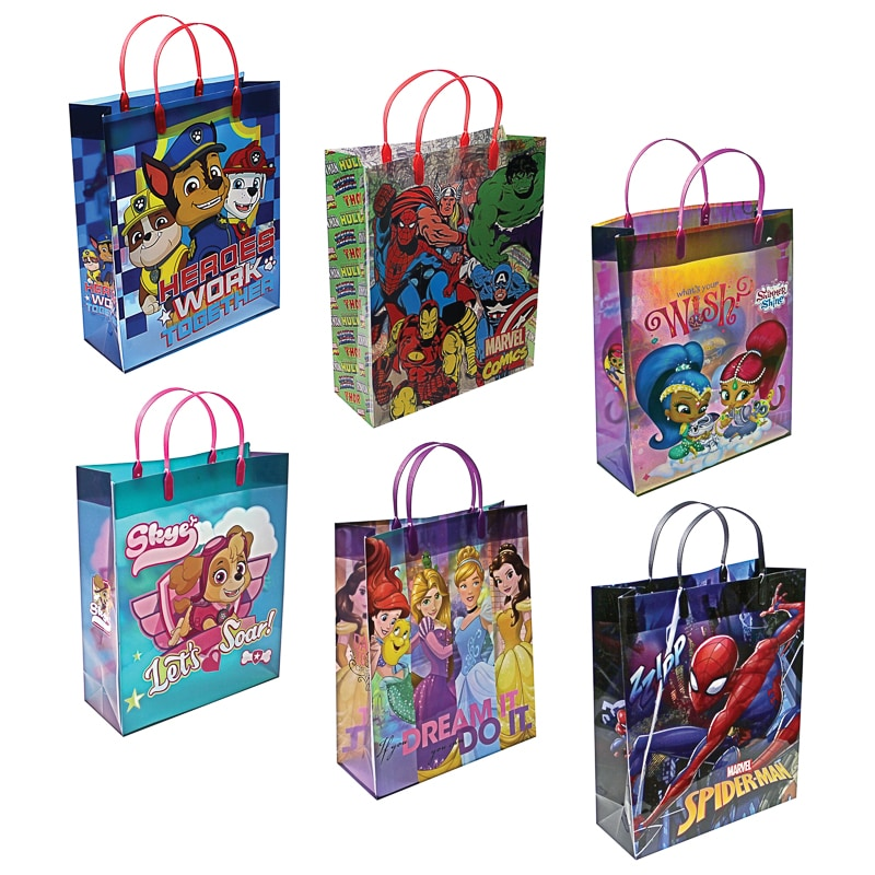 Paw Patrol Heroes Pp Gift Bag Gift Wrapping Amp Bags B Amp M