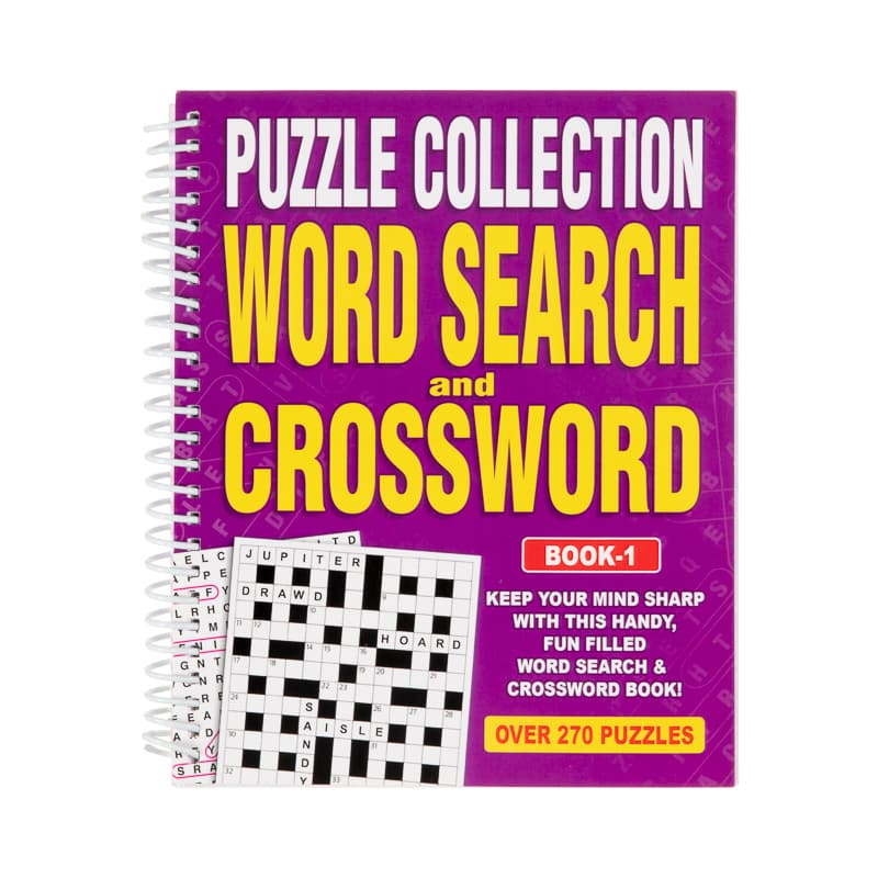 photo about Printable Word Searches for Adults Large Print titled Substantial Print Puzzle E book - Term Glance Crossword