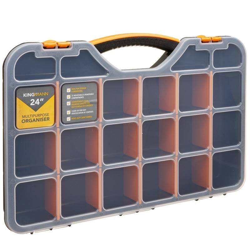 Multipurpose Tool Organiser 24 Quot Diy Compartment B Amp M