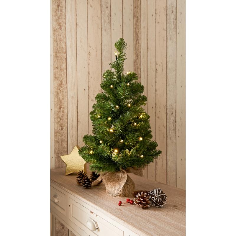 326570 302321 2ft lit tree - 2 Ft Christmas Tree