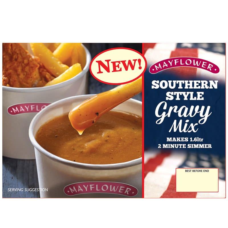 Mayflower Southern Style Gravy Mix 255g Gravy B Amp M