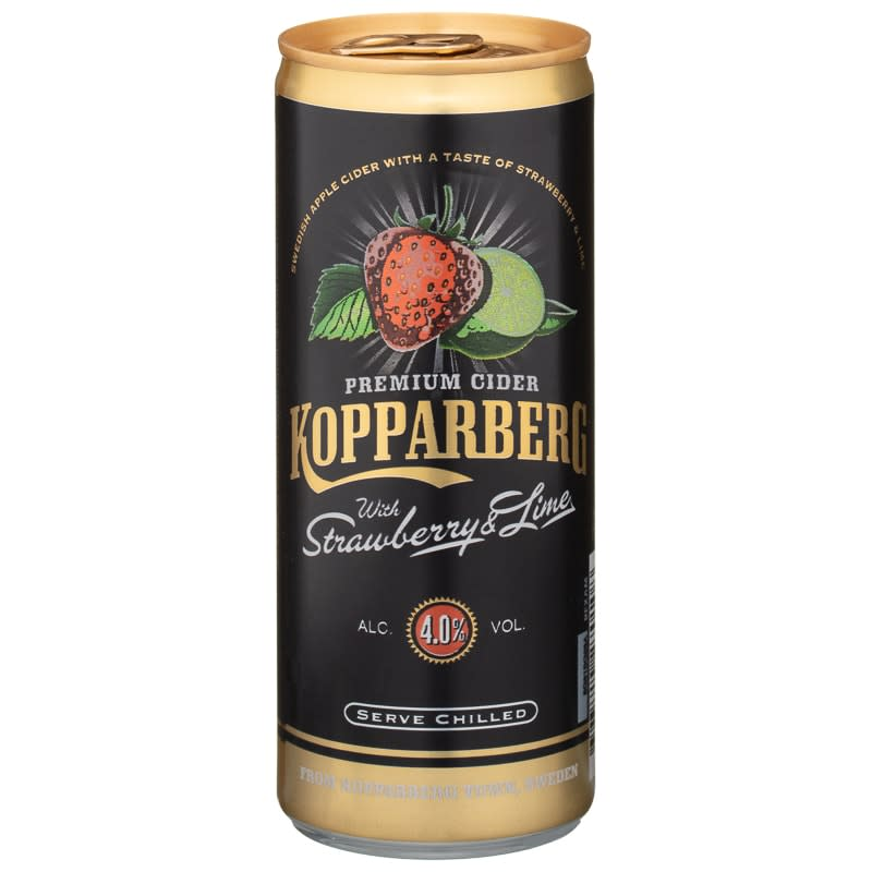 Kopparberg Strawberry & Lime Cider 250ml