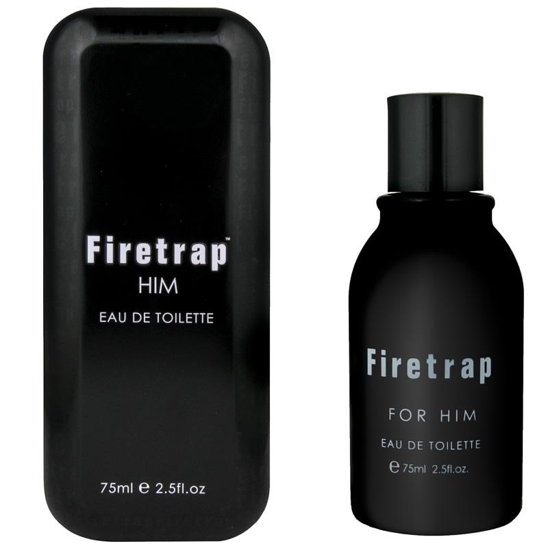 Firetrap For Him 75ml Edt Men S Fragrance B Amp M