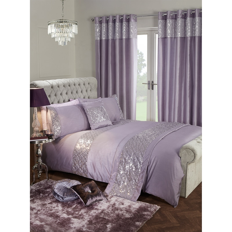 Karina Bailey Luxor Sequin Bed Set King Duvets B Amp M