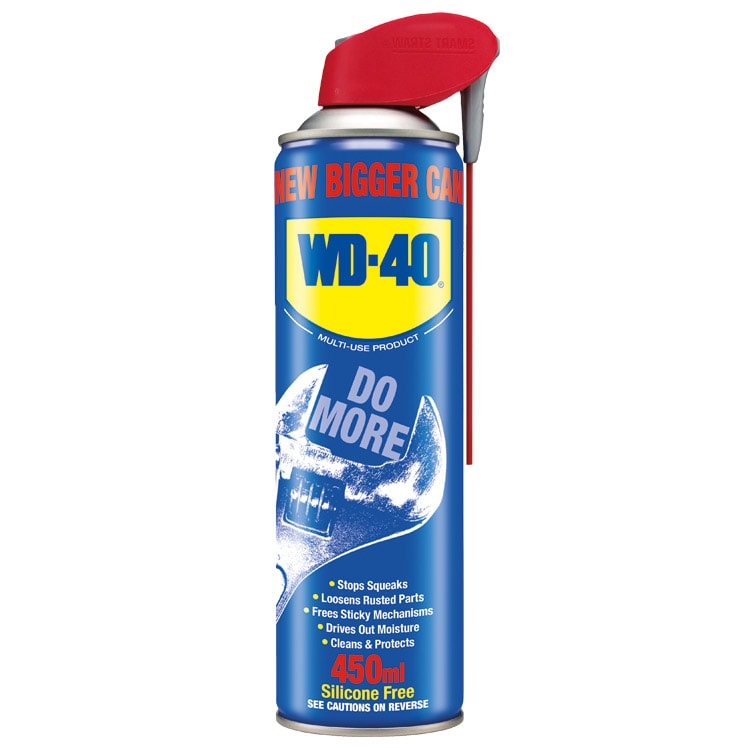 wd 40 smart straw 450ml diy lubricant b m. Black Bedroom Furniture Sets. Home Design Ideas