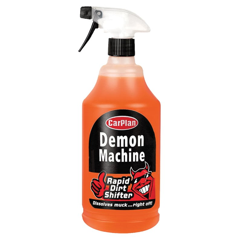 Carplan Demon Machine Rapid Dirt Shifter 1l Car Care B Amp M