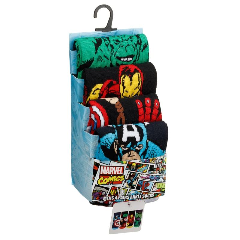 Marvel Baby Gifts Uk : Mens marvel avengers socks pk clothing b m