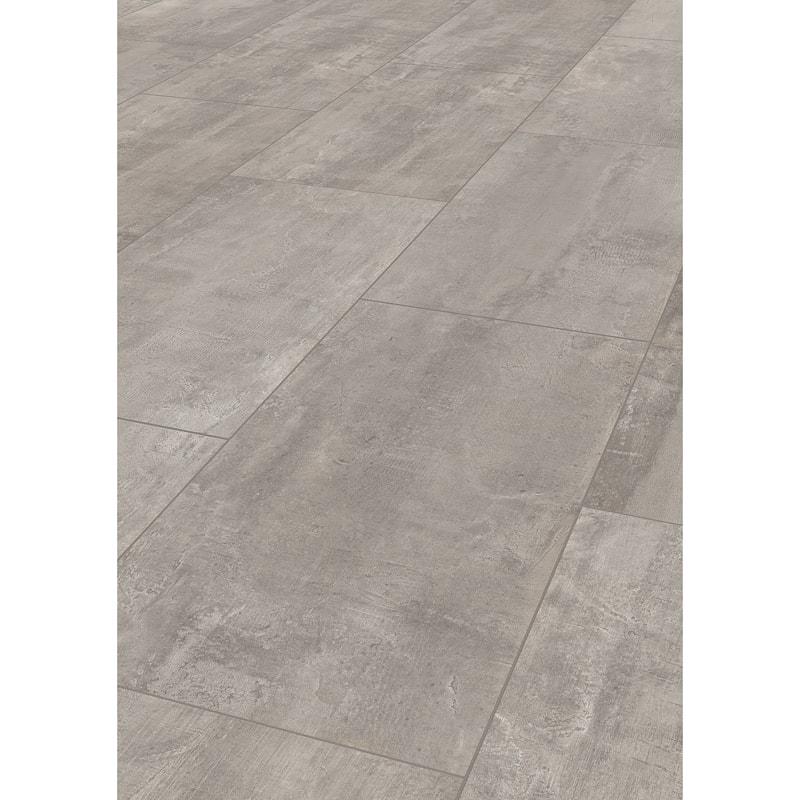 Ingleton Concrete Tile Effect Laminate Flooring 2 52m 178
