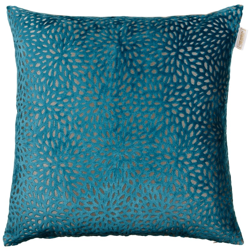Westminster Velvet Oversized Cushion Teal Cushions B Amp M
