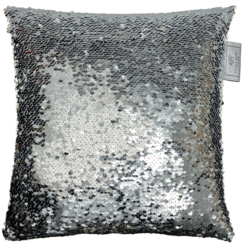 Silver Dancing Sequin Pillow Cover, Silver Sequin Cushion Cover, Silver Decor Pillow, Shiny Silver Metallic Pillow, Silver Scatter Cushion anekdesigns. 5 out of 5 stars Silver Sequin pillow cover, Silver Glitter pillow, Silver Throw Pillow, Silver sequin Decorative pillow cover, Silver Sparkly pillow, Silver.