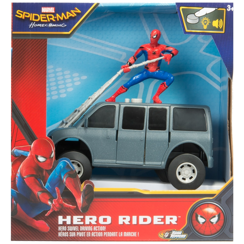 Spider Man Hero Rider Marvel Toys Amp Games B Amp M