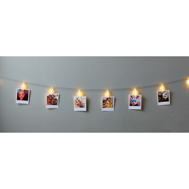 Furniture Light Bulbs Beautiful Photo Led Light Bulbs For: Photo Clip String LED Lights 15pc