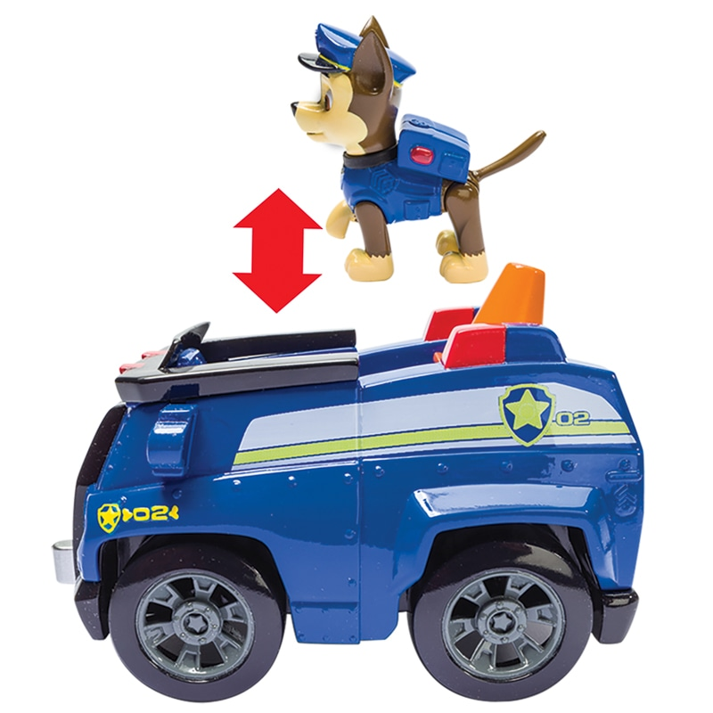 Paw Patrol Vehicle Amp Pup Chase Animal Toys Amp Play Sets