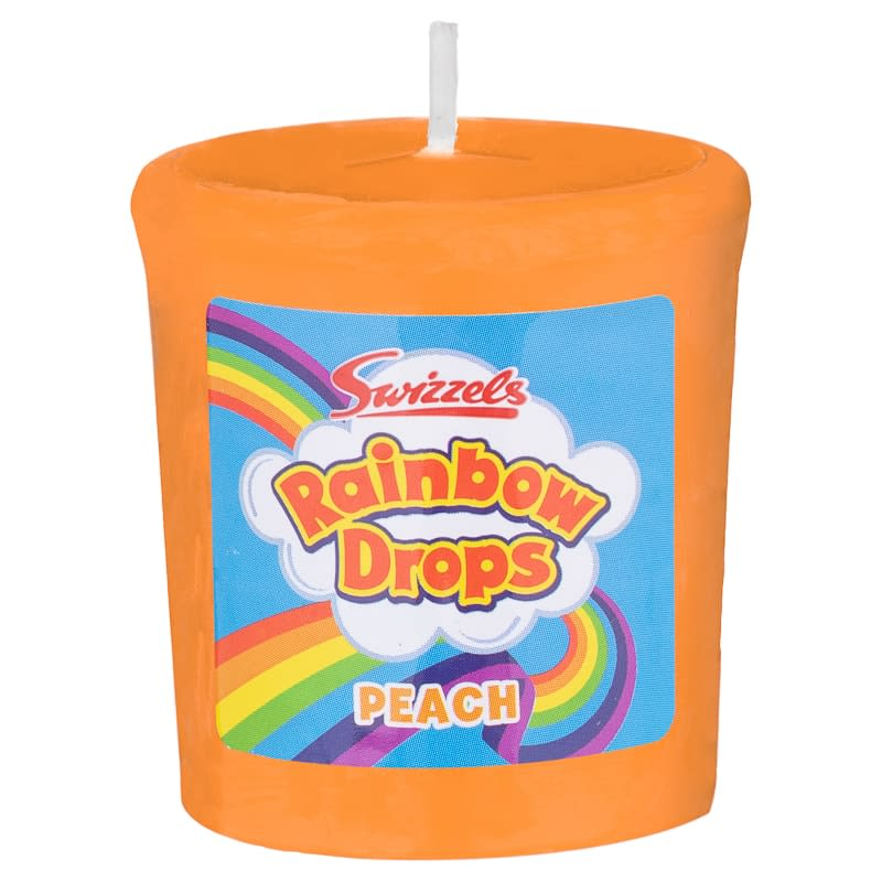 Swizzels Candle - Rainbow Drops