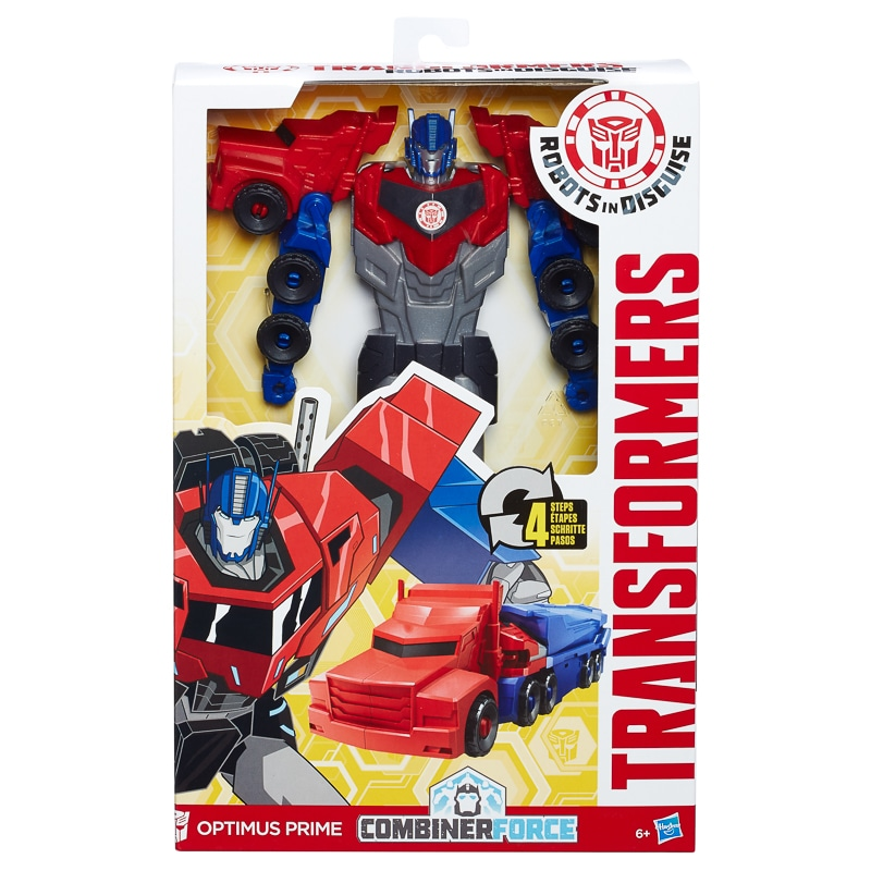 Transformers Titan Changer Optimus Prime Toys B Amp M