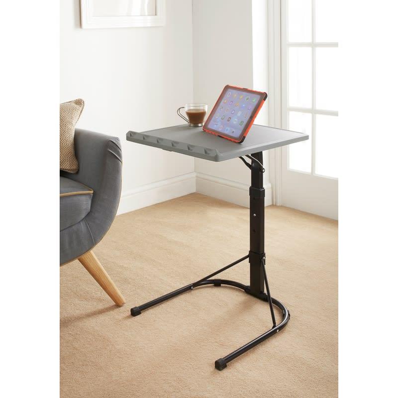 Adjustable Side Table For Recliner: Office Furniture - B&M