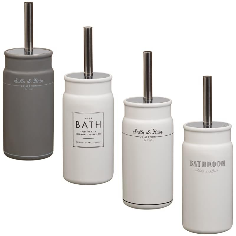 Salle De Bain Toilet Brush Logo