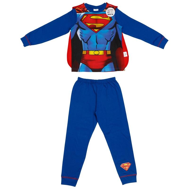 Superman Dress Up Pyjamas | Kids Clothing - B&M