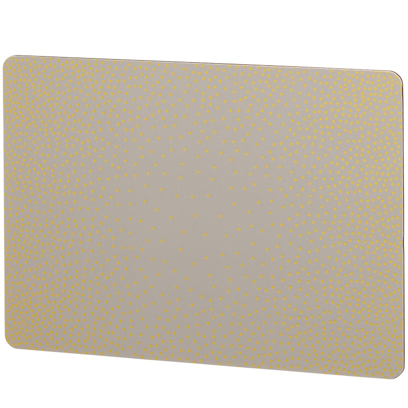 Metallic Placemats Amp Coasters Set 8pc Gold Tableware B Amp M