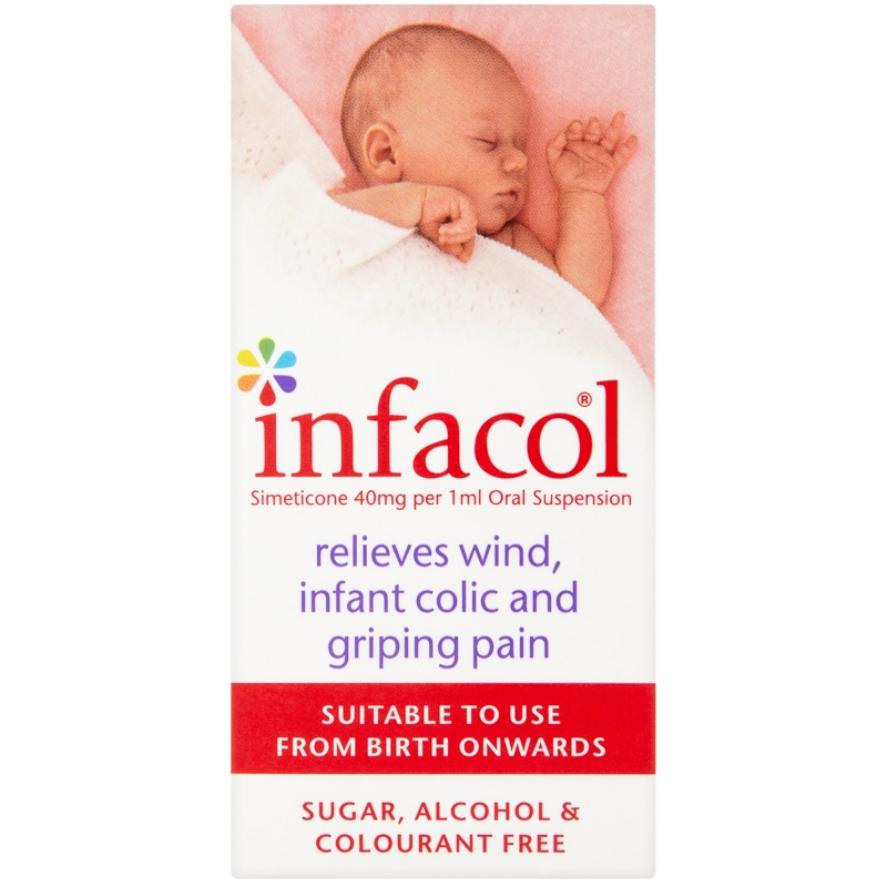 Infacol 50ml Baby Medicine Colic Drops B Amp M Stores