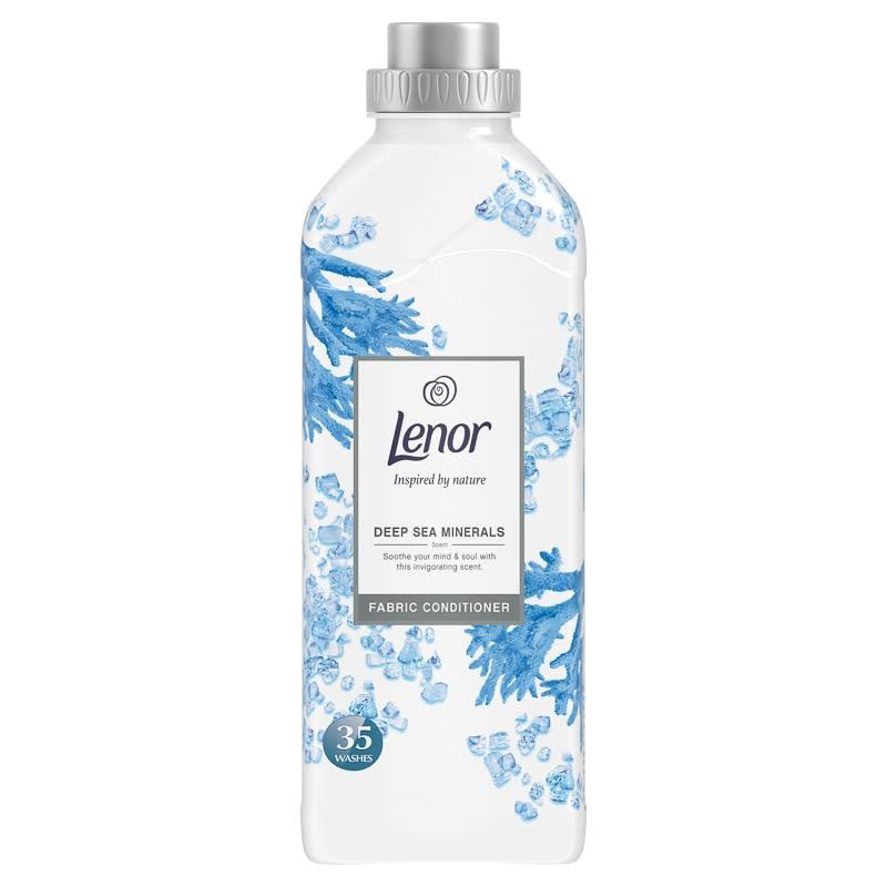 Lenor Fabric Conditioner Deep Sea Minerals 875ml