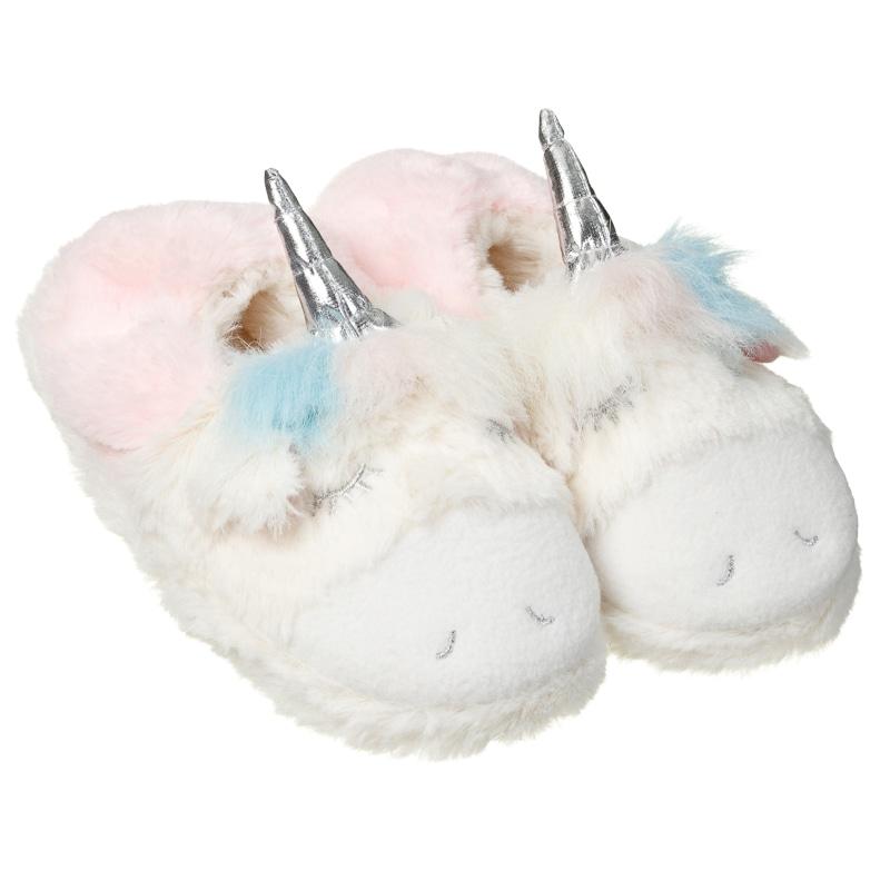 Girls Unicorn Slippers Kids Clothing B Amp M