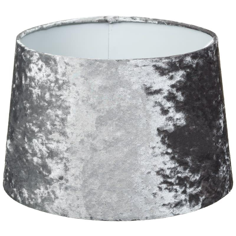 Crushed Velvet Light Shade 11 Quot Lighting B Amp M