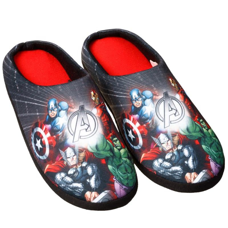 Marvel Baby Gifts Uk : Mens marvel avengers slippers clothing b m