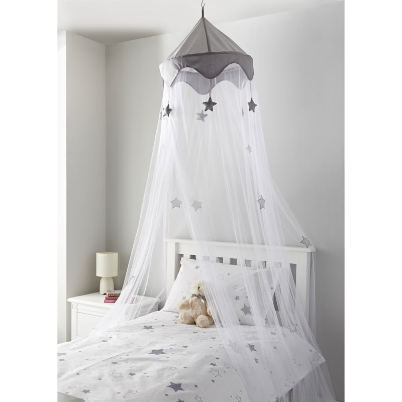 premium bed canopy voiles home b m. Black Bedroom Furniture Sets. Home Design Ideas