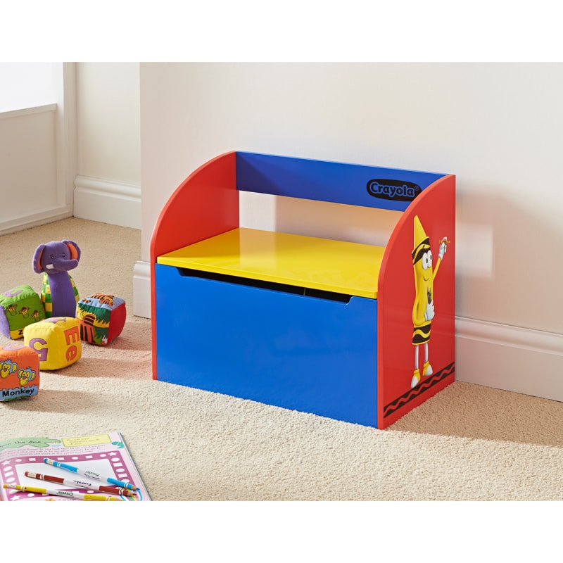 Crayloa Kids Storage Bench Home Children S Furniture B M