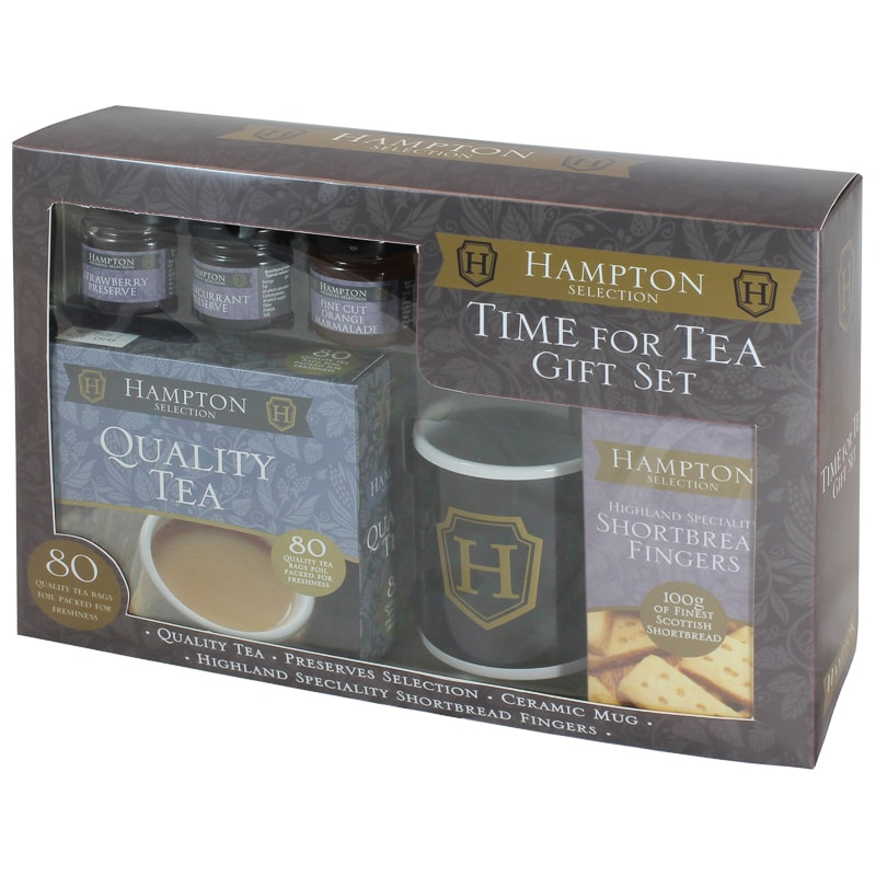 Hampton Time For Tea Set Food Amp Drink Gifts B Amp M